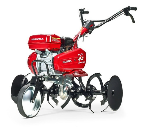 Motocultivador Honda F501 Motor 4 Para Huertas Medianas