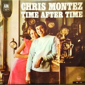 Chris Montez Lp 1966 Time After Time 11939