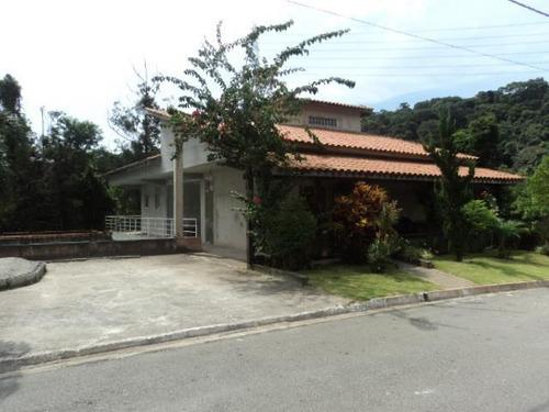Casa Residencial À Venda, Chácara Roselândia, Cotia - Ca2684. - Ca2684