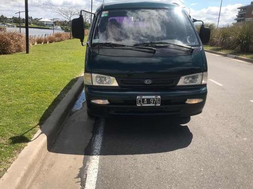 Kia Pregio 1998 2.7 D Minibus
