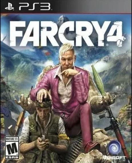 Ps3 Far Cry 4 Português Dublado (ação) Play3 Jogo Barato