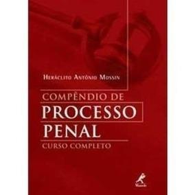 Processo Penal Heráclito Antônio Mossin