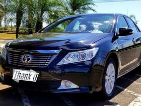 Toyota Camry Xle V6 - Preto - 2013 - Rodoforte Caminhoes