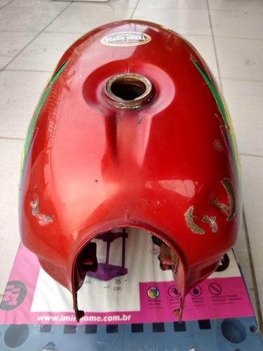 Imagem 1 de 6 de Moto Cbx 200 Strada