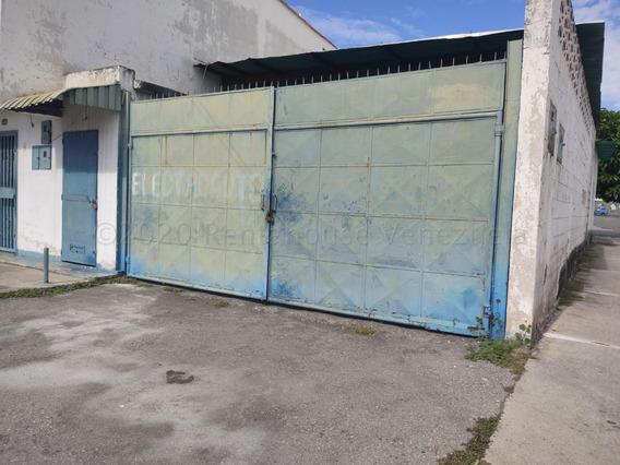 Local En Alquiler Oeste Barquisimeto 21-5497 Jcg