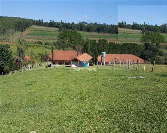 Sitio Em Bragança Paulista - Sp Bom Acesso. Estuda Imóvel Como Parte De Pagto - St00222 - 33385580
