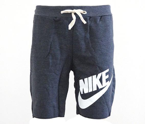 Bermuda Nike Moletom