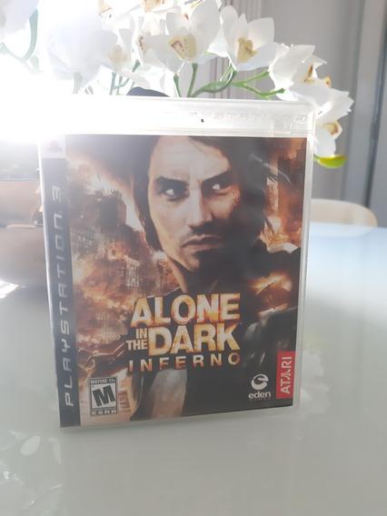 Alone In The Dark Inferno Ps3 Midia Fisica