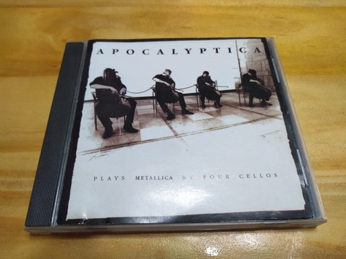 Plays Metallica By Four Cellos - Apocalyptica - Cd - U