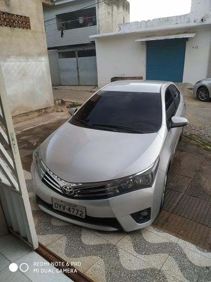 Toyota Corolla 2015 2.0 16v Xei Flex Multi-drive S 4p