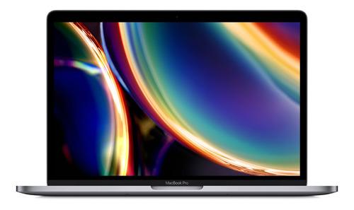 Imagem 1 de 5 de Apple Macbook Pro (13 Polegadas, Touch bar, quatro portas Thunderbolt 3, 512 GB de SSD) - Cinza-espacial