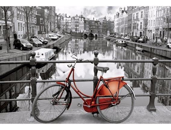 17116 Amsterdam Rompecabezas Miniatura 1000 Piezas Educa