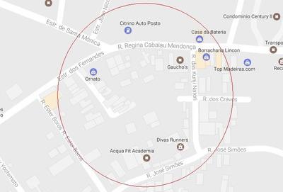 Área Para Posto De Gasolina - Suzano/sp