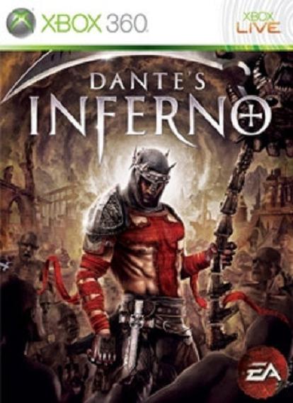 Dantes Inferno - Frete Grátis
