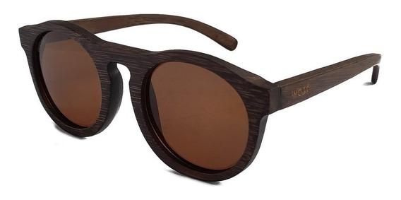 Gafas Anteojos Sol 100% Madera Woot8 - Vintage Bamboo