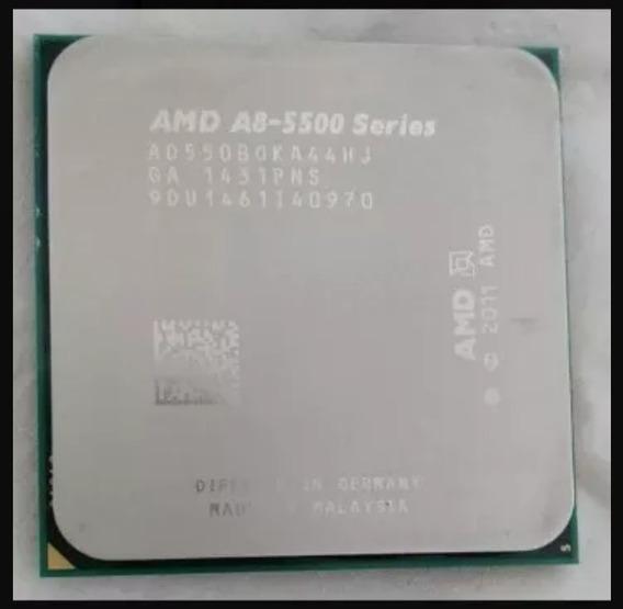 Processador A8 Fm2 5500 Quad Core 3.2