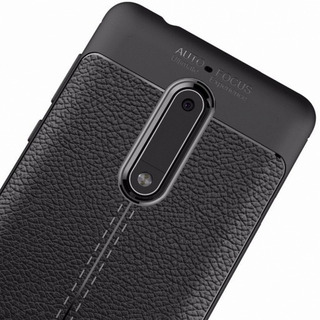 Nokia 5.1 5.1 Plus 7.1 Funda Reforzada Silicona Anti Caida