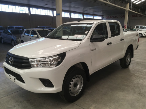 Toyota Hilux 2.4 Cd Dx 150cv 4x4- Plan De Ahorro Mv