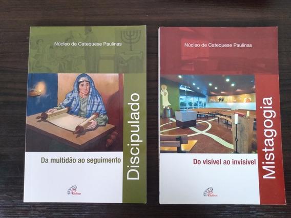 Discipulado E Mistagogia - 2 Livros