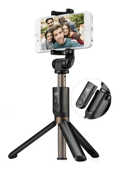 Bastão Pau De Selfie Tripé Bluetooth - Ssky - Top De Linha