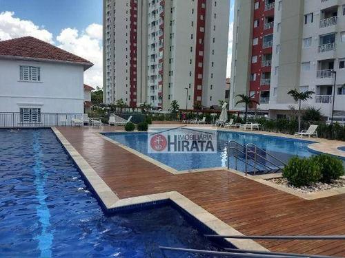 Apartamento Com 3 Dormitórios À Venda, 80 M² Por R$ 579.000,00 - Ponte Preta - Campinas/sp - Ap2313