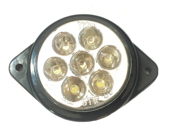 Faros De Led En 12v Y En 24v Ideal 3 Marías Del/tras Local