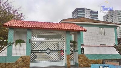 Kitnet Em Praia Grande, Cômodos Amplos No Forte Kn0064 - Kn0064