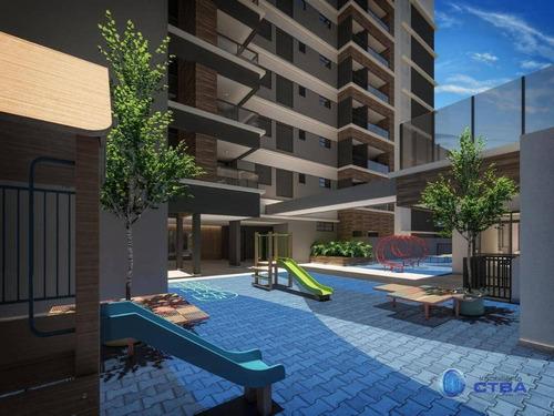 Apartamento Com 2 Quartos À Venda, 72 M² Por R$ 772.000 - Cabral - Curitiba/pr - Ap0282