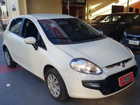 Fiat Punto 1.4 Attractive 2017 Branco