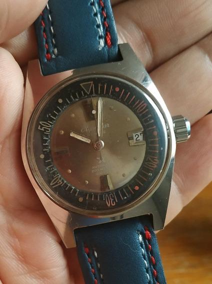 Reloj Diver Aquastar Automatico 60s