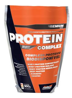 Protein Complex 900gr Sabores Suplemento Alimentar