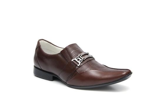 Sapato Social Masculino Couro Varias Modelos