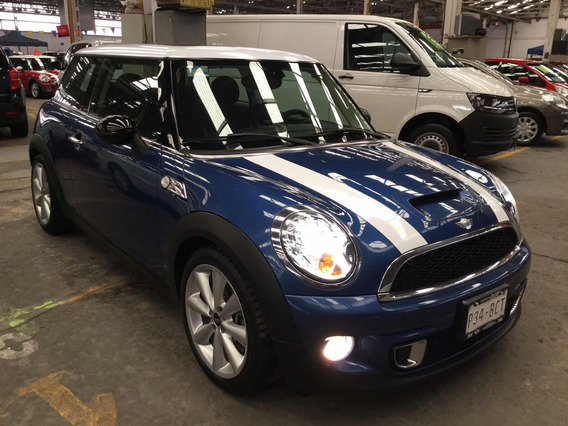 Mini Cooper S Chilli Aut 2013