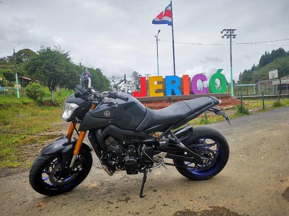 Yamaha Mt09 850 Cc