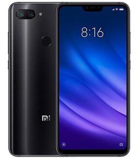 Xiaomi Mi 8 Lite 128gb 6gb De Ram Novo Lacrado Com Garantia