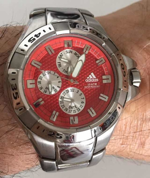 Relógio adidas Peça De Colecionador Sem Manual Sem Caixa