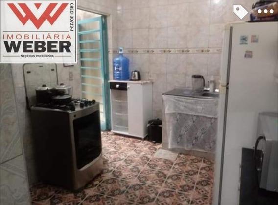 Casa 1 Dorm, 175 M² Á Venda Por 145.000,00 Álem Ponte, Sorocaba - 746