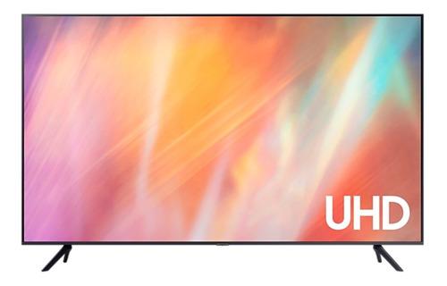 Imagen 1 de 5 de Televisor Samsung 43 Crystal Uhd 4k Smart Tv Un43au7000kxzl
