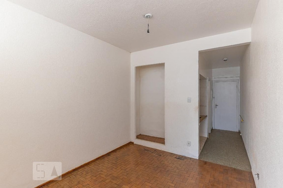 Studio No 8º Andar Com 1 Dormitório - Id: 892957768 - 257768