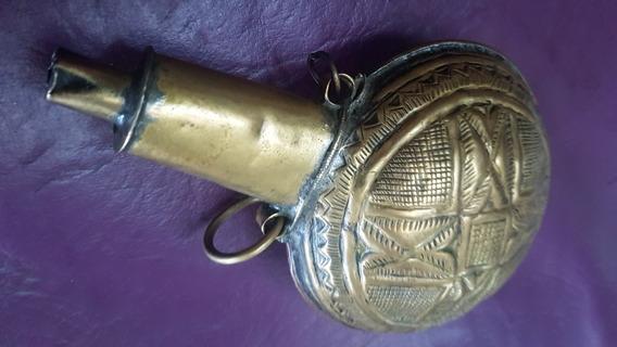 Sable Antigua Polvorera Europea De Armas Avancarga 1830