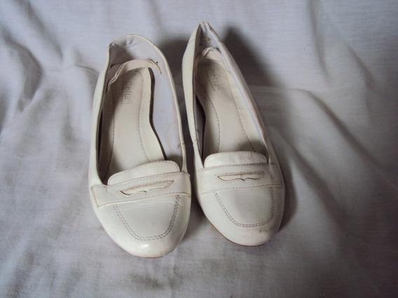 Sapato Branca Meftali Tamanho 36