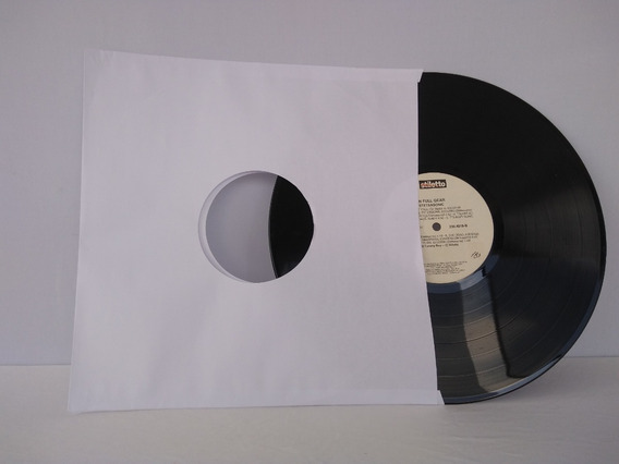 50 Envelopes Vinil Disco Lp Novela - Sacos