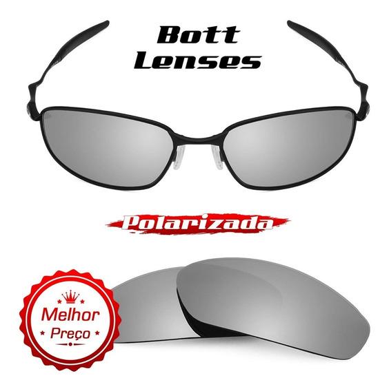 Lente Óculos Whisker Titanium Polarizada Bott-lenses