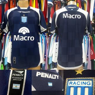 Camisa Racing-arg - Penalty - M - 2008/2009 - S/nº