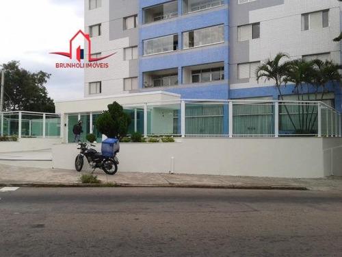 Apartamento A Venda No Bairro Vila Arens Ii Em Jundiaí - - 3166-1