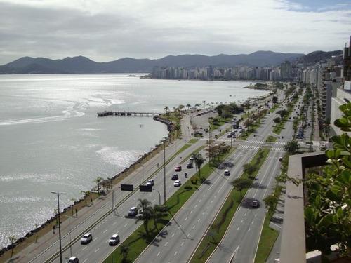 Imagem 1 de 30 de Ampla Cobertura Duplex Na Avenida Beira Mar - Co0364