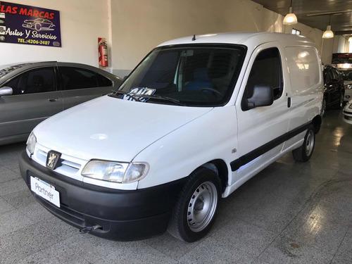 Peugeot Partner Furgon 1.4/gnc 2007