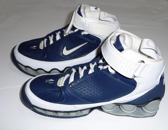 Tenis Nike Botinha Bota Azul Comprado Eua Original Masculino
