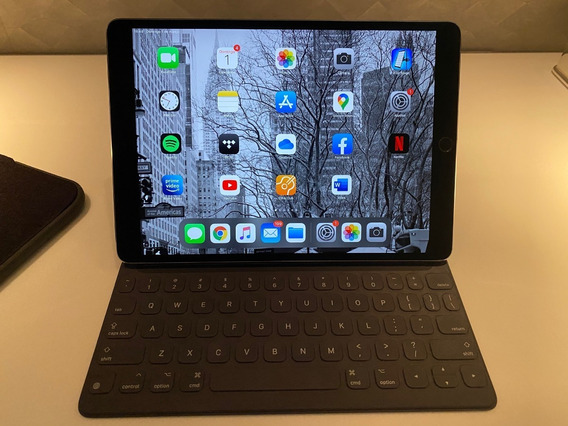 iPad Pro 10.5 256 Gb C/ Teclado Apple