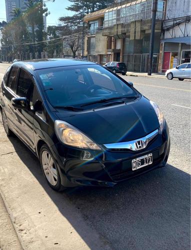 Honda Fit 1.5 Ex-l At 120cv 2013